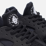 Женские кроссовки Nike Air Huarache Run Black/White фото- 5