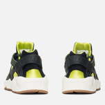 Женские кроссовки Nike Air Huarache Run Carbon Green/Black фото- 3