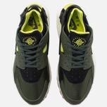 Женские кроссовки Nike Air Huarache Run Carbon Green/Black фото- 4