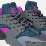 Женские кроссовки Nike Air Huarache Run Dark Grey/Teal фото- 5