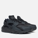 Женские кроссовки Nike Air Huarache Run Triple Black фото- 1