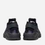 Женские кроссовки Nike Air Huarache Run Triple Black фото- 3