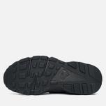 Nike Air Huarache Run Women's Sneakers Triple Black photo- 8