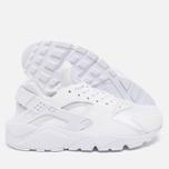 Женские кроссовки Nike Air Huarache Run White фото- 2