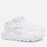 Женские кроссовки Nike Air Huarache Run White фото- 1