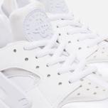 Женские кроссовки Nike Air Huarache Run White фото- 5
