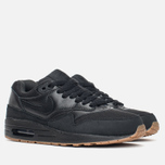 Женские кроссовки Nike Air Max 1 Essential Black/Black/Gum фото- 1