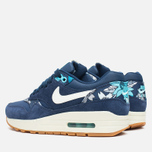 Женские кроссовки Nike Air Max 1 Print Aloha Pack Midnight Navy/Sail/Tide Pool Blue фото- 2