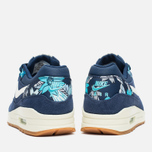 Женские кроссовки Nike Air Max 1 Print Aloha Pack Midnight Navy/Sail/Tide Pool Blue фото- 3