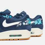 Женские кроссовки Nike Air Max 1 Print Aloha Pack Midnight Navy/Sail/Tide Pool Blue фото- 5