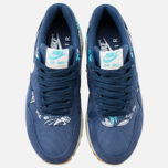 Женские кроссовки Nike Air Max 1 Print Aloha Pack Midnight Navy/Sail/Tide Pool Blue фото- 4