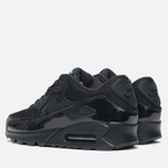 Женские кроссовки Nike Air Max 90 Premium Black/Metallic фото- 2