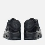 Женские кроссовки Nike Air Max 90 Premium Black/Metallic фото- 3