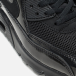 Женские кроссовки Nike Air Max 90 Premium Black/Metallic фото- 7