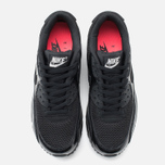 Женские кроссовки Nike Air Max 90 Premium Black/Metallic фото- 4