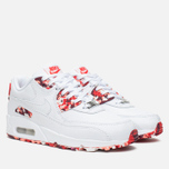 Женские кроссовки Nike Air Max 90 QS City Pack London Eton Mess White фото- 1