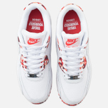 Женские кроссовки Nike Air Max 90 QS City Pack London Eton Mess White фото- 4