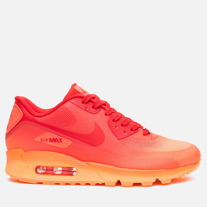 Женские кроссовки Nike Air Max 90 QS City Pack Milano Aperitivo Hyper Orange/Red