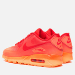 Женские кроссовки Nike Air Max 90 QS City Pack Milano Aperitivo Hyper Orange/Red фото- 2