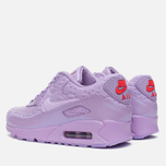 Женские кроссовки Nike Air Max 90 QS City Pack Paris Macaron Viola/Fuchsia Glow фото- 2