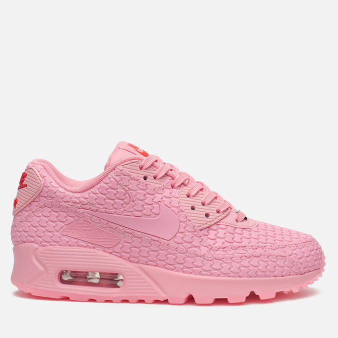 Женские кроссовки Nike Air Max 90 QS City Pack Shanghai Must Win Cake Pink