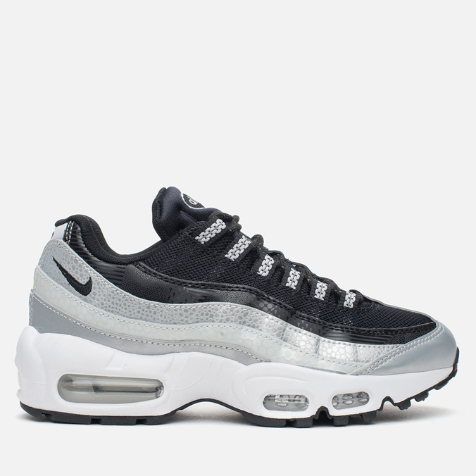 Nike Air Max 95 QS Women's Sneakers Platinum/Black