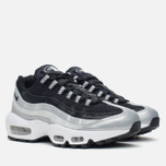 Nike Air Max 95 QS Women's Sneakers Platinum/Black photo- 1