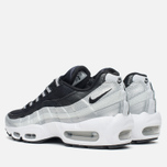 Nike Air Max 95 QS Women's Sneakers Platinum/Black photo- 2