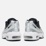 Nike Air Max 95 QS Women's Sneakers Platinum/Black photo- 3