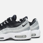 Nike Air Max 95 QS Women's Sneakers Platinum/Black photo- 7