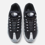 Nike Air Max 95 QS Women's Sneakers Platinum/Black photo- 4