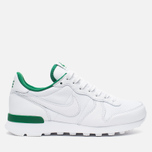 Женские кроссовки Nike Internationalist Wimbledon QS White/Ultraviolet/Pine Green фото- 0