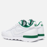 Женские кроссовки Nike Internationalist Wimbledon QS White/Ultraviolet/Pine Green фото- 2