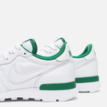 Женские кроссовки Nike Internationalist Wimbledon QS White/Ultraviolet/Pine Green фото- 7