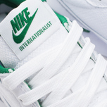 Женские кроссовки Nike Internationalist Wimbledon QS White/Ultraviolet/Pine Green фото- 5