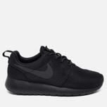 Женские кроссовки Nike Roshe One Black/Anthracite фото- 0