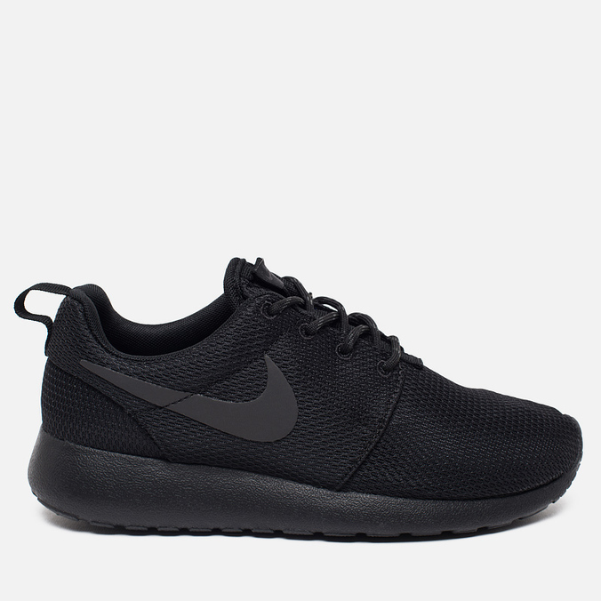 Женские кроссовки Nike Roshe One Black/Anthracite