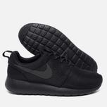 Женские кроссовки Nike Roshe One Black/Anthracite фото- 2