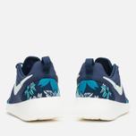 Женские кроссовки Nike Roshe One Print Aloha Pack Premium Midnight Navy/Fiberglass/Sail фото- 3