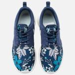 Женские кроссовки Nike Roshe One Print Aloha Pack Premium Midnight Navy/Fiberglass/Sail фото- 4