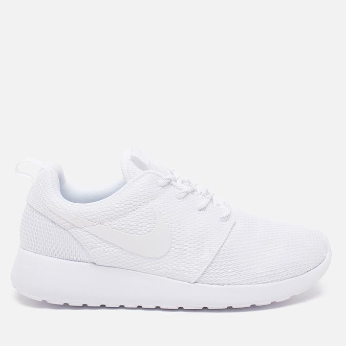 Женские кроссовки Nike Roshe One White