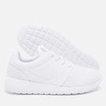 Женские кроссовки Nike Roshe One White фото- 2