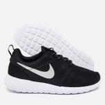 Женские кроссовки Nike Rosherun Black/White/Platinum фото- 2