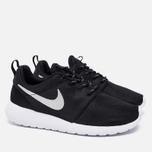 Женские кроссовки Nike Rosherun Black/White/Platinum фото- 1
