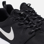 Женские кроссовки Nike Rosherun Black/White/Platinum фото- 5