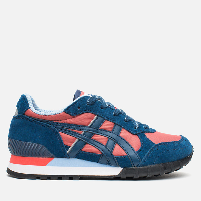 Женские кроссовки Onitsuka Tiger Colorado Eighty-Five Hot Coral/Navy