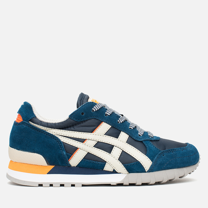 Женские кроссовки Onitsuka Tiger Colorado 85 Navy/Off-White