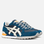 Женские кроссовки Onitsuka Tiger Colorado 85 Navy/Off-White фото- 1