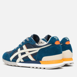 Женские кроссовки Onitsuka Tiger Colorado 85 Navy/Off-White фото- 2