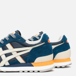 Женские кроссовки Onitsuka Tiger Colorado 85 Navy/Off-White фото- 5